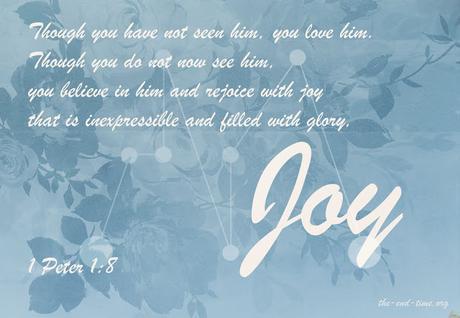 Word of the Week: Fruit of the Spirit, Joy