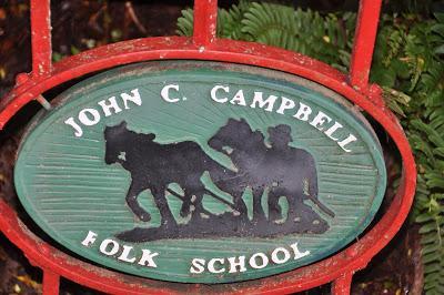 Writing Class at John C. Campbell