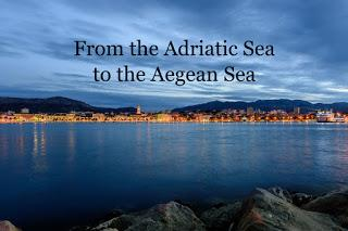 From the Adriatic Sea to the Aegean Sea