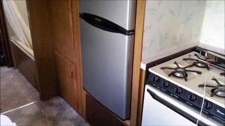RV-fridge-with-a-regular-one
