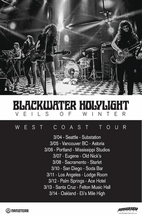 Blackwater Holylight announce March tour dates, share new video