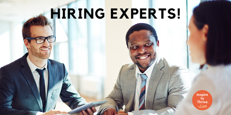 The Benefits of Hiring Experts to Help You In Your Business