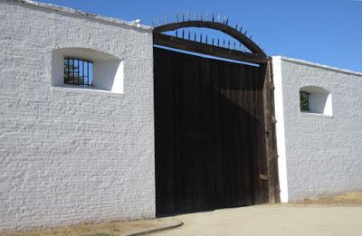 SUTTER'S FORT IN SACRAMENTO, CALIFORNIA, Guest Post by Caroline Hatton