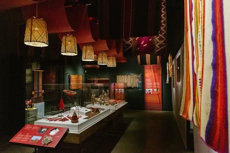 The Incas, Treasures of Peru exhibition at Pointe-à-Callière