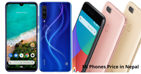Mi Phone Price in Nepal
