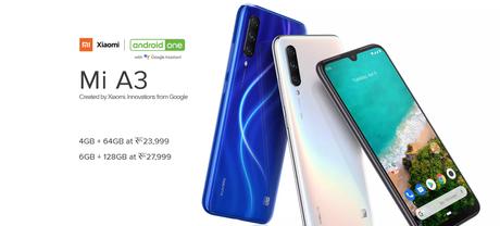 Mi Phone in Nepal - Mi A3 Price in Nepal