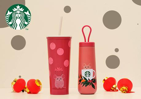 Celebrate The Year of the Rat With Starbucks