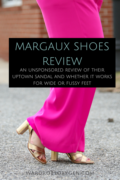Margaux Shoes Review: The Uptown Sandal
