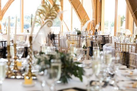 Peaky Blinders Art Deco wedding styling.