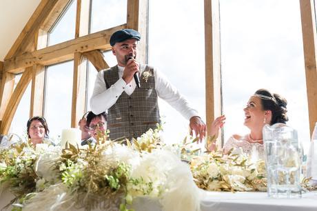 Sandburn Hall Wedding.