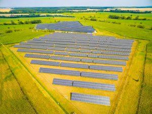 Read how Texas solar generation is growing and large scale projects like these can help stabilize electricity rates during hot Texas summers.
