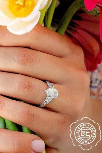 tacori engagement rings white gold engagement rings pear shaped engagement rings beautiful rings tacoriofficial