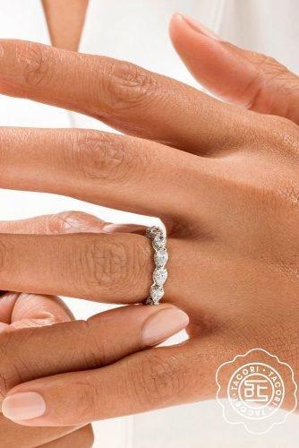 tacori engagement rings white gold wedding bands diamond wedding bands eternal wedding bands tacoriofficial