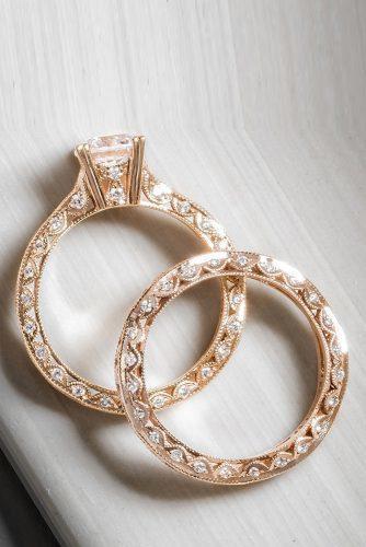 tacori engagement rings rose gold engagement rings diamond engagement rings wedding ring sets tacoriofficial