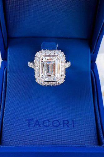 tacori engagement rings white gold engagement rings diamond engagement rings emerald cut engagement rings ing boxes tacoriofficial