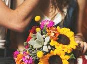Stunning Alternative Summer Wedding Bouquets