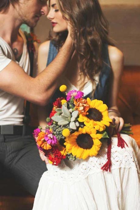 stunning alternative summer bouquets ee photography