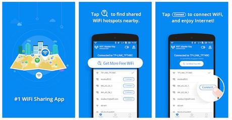Best WiFi hacker apps Android/ iPhone