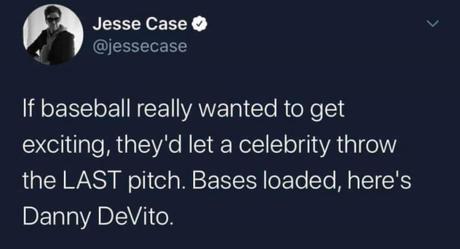 Last pitch