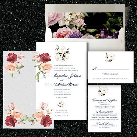 Pumpkin Coach Invites Becomes the Official Founder of the National Wedding Invitation Day