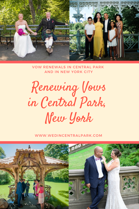 Renewing Your Marriage Vows in New York