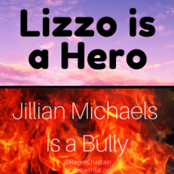Jillian Michaels Continues To Be A Horrible Human Being, This Time Dragging Lizzo Into It
