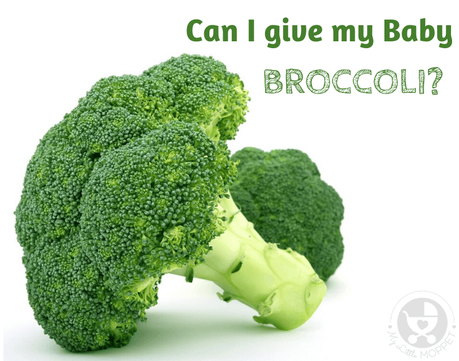 Broccoli is a vegetable that kids often have trouble with, so Moms prefer introducing it early. But can I give my baby broccoli? Let's find out!