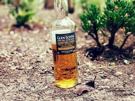 Glen Scotia Rum Cask Finish - Campbeltown Festival 2019