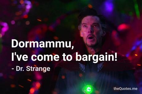 "Doctor Strange in the Multiverse of ""Creative Differences"""
