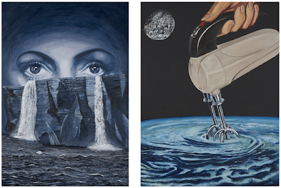 Joe Webb 'Earthlings'  Exhibition