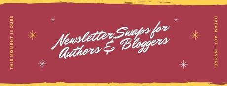 A newsletter swapping group for authors & bloggers