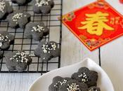 Sugar Egg-less Melt-in-the-mouth Black Sesame Butter Cookies HIGHLY RECOMMENDED!!!