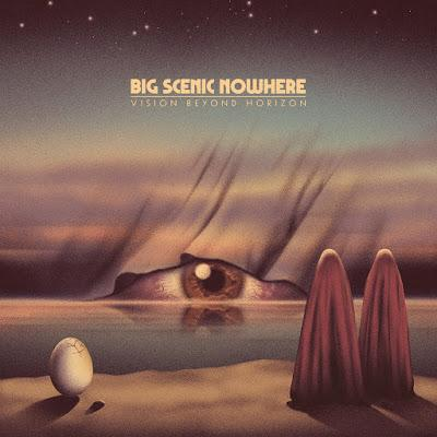 Heavy rock supergroup BIG SCENIC NOWHERE premiere new track
