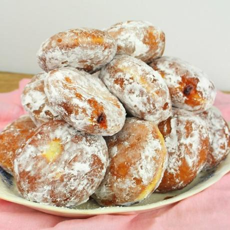 Cherry Sweet Rolls