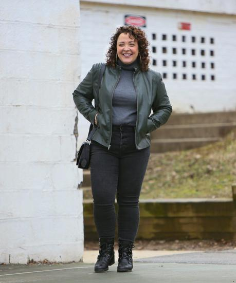 Size Inclusive Leather Jackets from the Jacket Maker