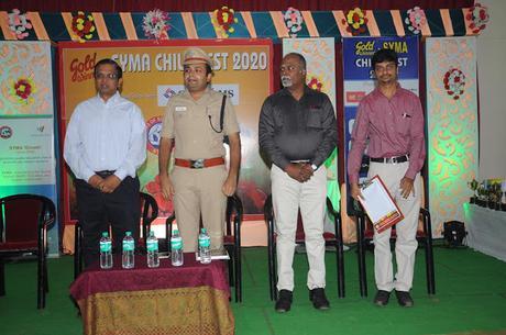 SYMA Childfest 2020 - Sri NK Raman - Jewels of Triplicane