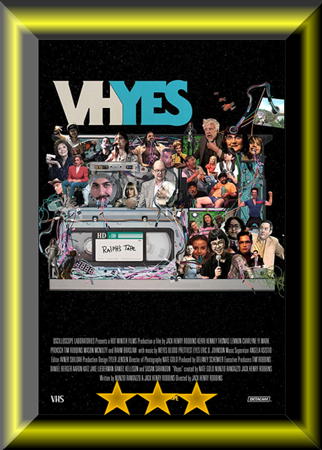 VHYes (2019) Movie Review