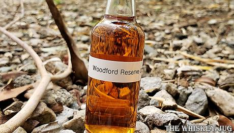 Woodford Reserve Chocolate Malted Rye Bourbon Label