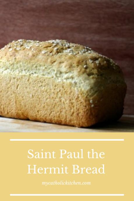 Saint Paul the first Hermit
