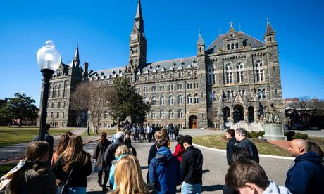 Right Steps to Follow to Place Successful Georgetown Application