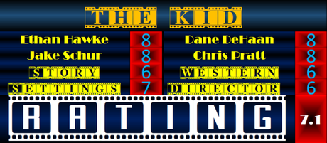 ABC Film Challenge – Catch-Up 2019 – O – The Kid (2019) Movie Review