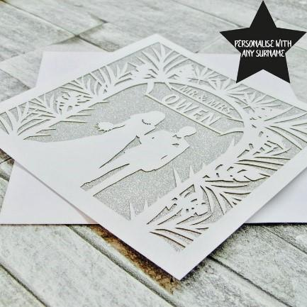 The Complete Guide to Handmade Wedding Day Cards