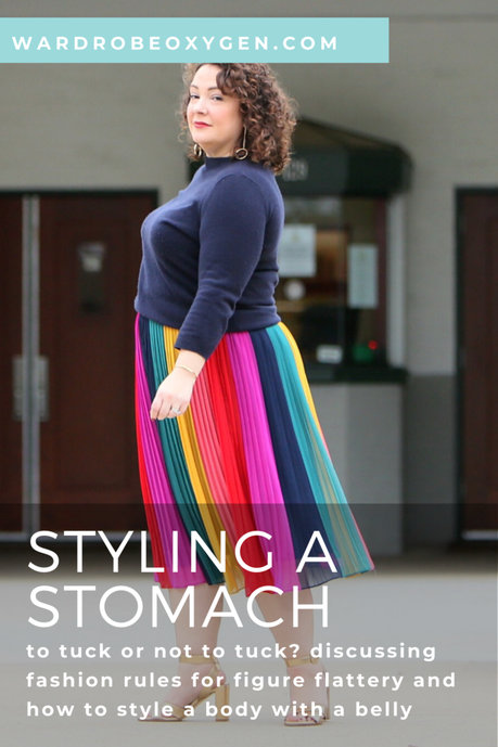 Styling a Stomach: To Tuck or Not to Tuck?