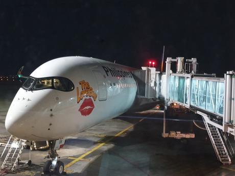 Philippines Airlines Toronto – Manila Economy Class