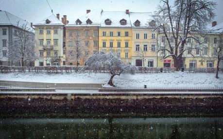 Two Day Ljubljana Winter Itinerary