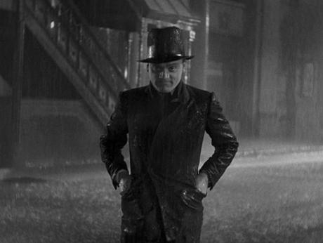 Cagney's Chalkstripe Suit in The Public Enemy