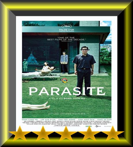 ABC Film Challenge – Catch-Up 2019 – P – Parasite (2019) Movie Review