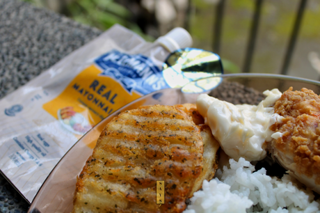 Perfect Pairing: Fried Chicken & Hellmann's Real Mayonnaise