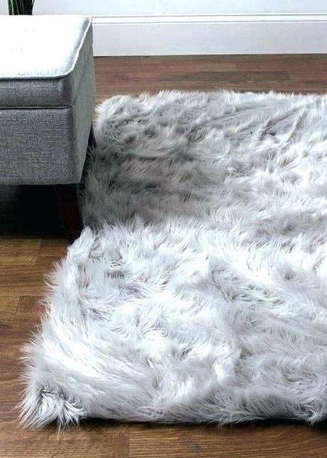faux shearling rug lamb sheep