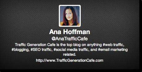ana hoffman not so funny twitter bio